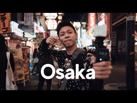 Osaka is AMAZING