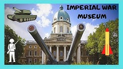LONDON: Imperial War Museum 🏛️, what to see in 2 hours or less, let's go!