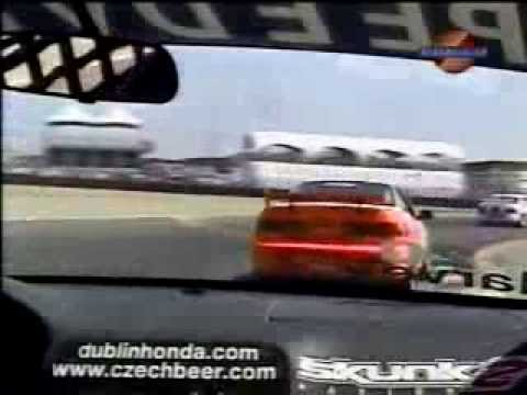 Speedvision Touring car-Roger Foo wins Laguna Seca 2001