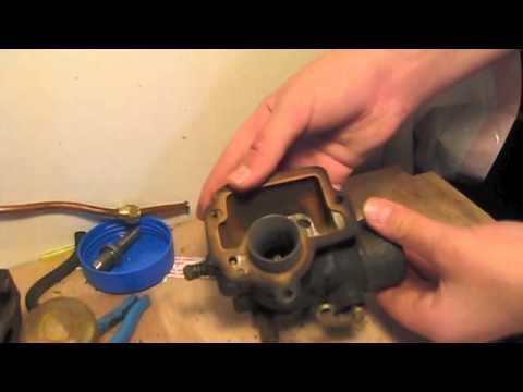 1945 Farmall H carburetor repair  YouTube