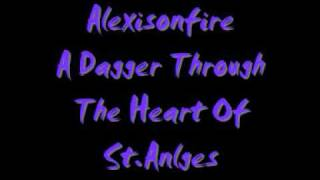 Alexisonfire - A Dagger Through The Heart Of St.Angles