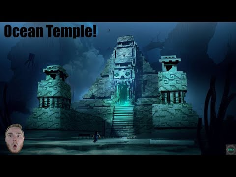 STILL Searching For The Ocean Temple & A Trident!🔱 | Minecraft Survival Stream