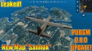 "Pubg Mobile New Map ""SANHOK"" Gameplay Leaked 