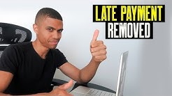 LATE PAYMENT REMOVED || 800 CREDIT SCORE || BOOST CREDIT SCORE