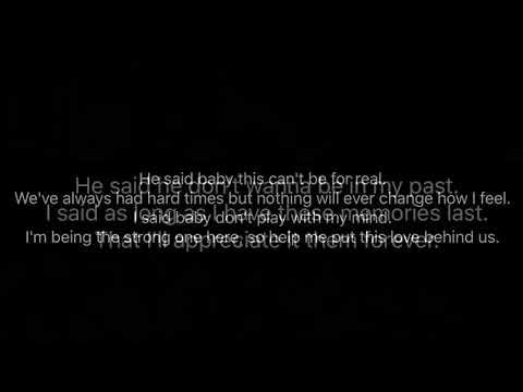 JOEY - He Said (Lyrics)