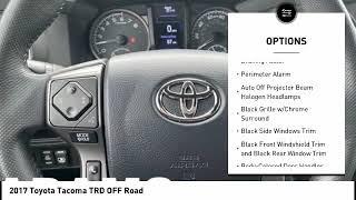 2017 Toyota Tacoma Lee's Summit MO T20156A