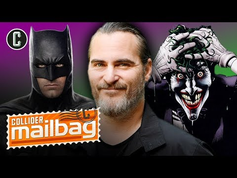 Does the Joaquin Phoenix Joker Movie Need Batman? - Mailbag