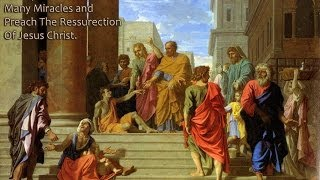 Bible Study - Acts 5-6 - The Apostles are Persecuted