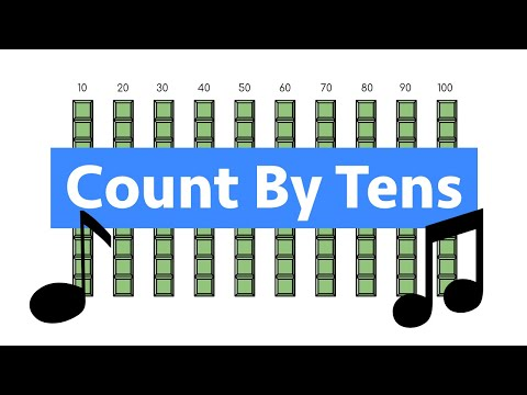 Count By Tens Song