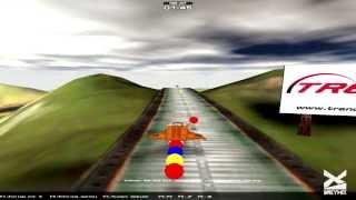 Clusterball Gameplay HD - Stonehenge Map