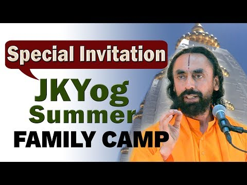 Swamiji's Special Invitation - Summer Hindu Family Camp 2018 -  At Radha Krishna Temple of Dallas