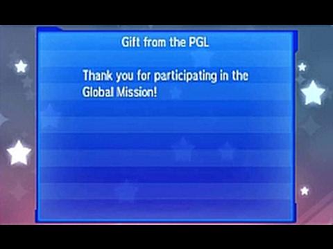PKMN Sun&Moon Mystery Gift - 3rd Global Mission Rewards