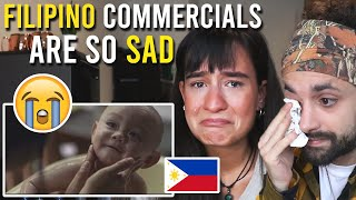 TRY NOT TO CRY CHALLENGE - SAD Philippines COMMERCIAL Compilation (EMOTIONAL Reaction)