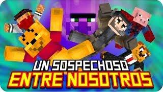 IMPOSIBLE MENTIR! | Murder in Minecraft - Sarinha, Macu, Exo, Gona y Luh