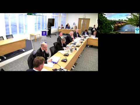 Lifelong Learning Committee, Perth & Kinross Council - 24 Ja