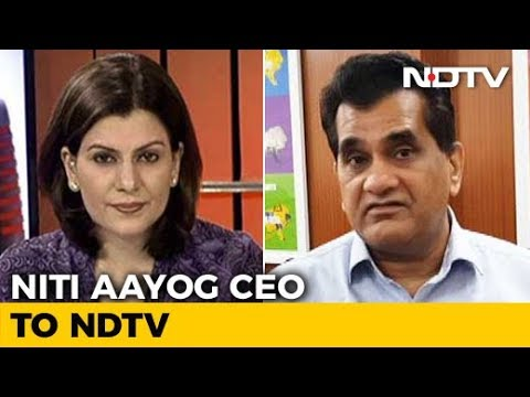 Lateral Entry Will Be For Finest People In The World: NITI Aayog CEO Amitabh Kant