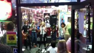 "5 Minutes Late perform ""We Will Rock You"": by Queen at Archie's in Tustin,Ca - 8/8/13 Thumbnail"
