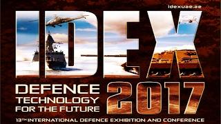معرض الدفاع الدولي أبو ظبي  .. مشاركة تركيا  2017 آيد كس
