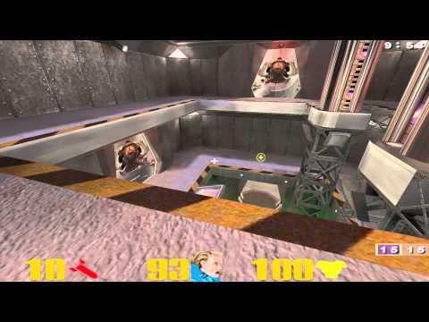 Quake 3 - WCG Canada 2000: dnx3 vs [xeno]Dy-Syng