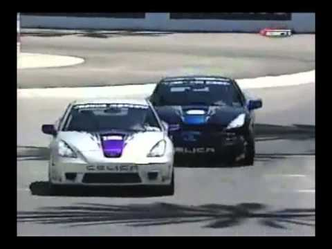 Long beach grand prix celebrity race televised preseason