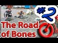 The Road of Bones (2/3) Kayubeme - Cycymah. Around the world motorcycle.