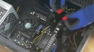컴퓨터 그래픽카드 탈부착 하는 영상 방법 (교육) [키…