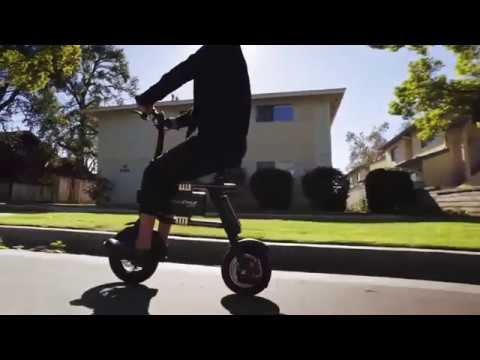 Swagtron SwagCycle Classic Electric Scooter (2019) 🔥 ✅