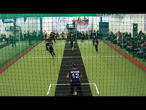 Indoor Cricket England Vs South Africa Masters 2016 Semi Final