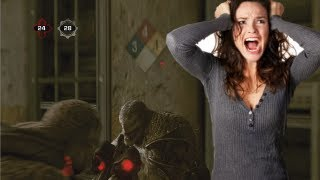 ANGRY WHITE WOMAN on Gears of War 3 (Hilarious Rage!)
