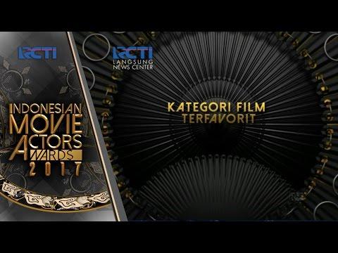 IMAA - Kategori Film Terfavorit [18 Mei 2017]