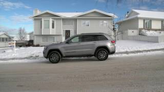 2017 Jeep Grand Cherokee Trailhawk | Big Rock Dodge