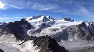 Pitztaler Gletschersteig 28 aug  2015