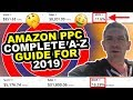 Amazon FBA PPC Scaling Strategy 2019 | 2K/Day With One Product | Step-by-Step Sponsored Ads Guide