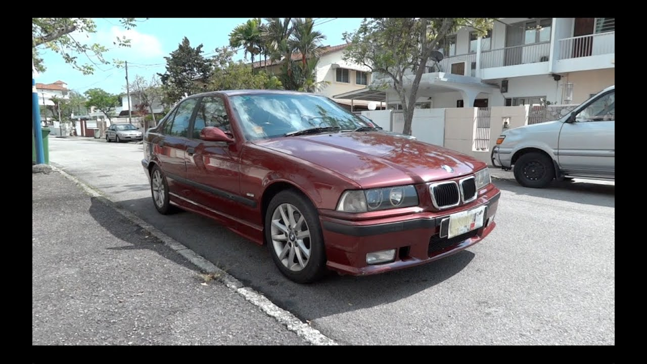 1998 bmw 328i e36 start up full vehicle tour and quick drive youtube