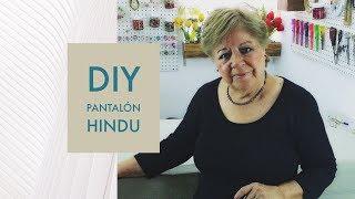 DIY :: PANTALÓN HINDU // Hindu Pants