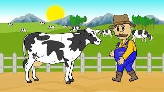 Farmer Cow all season | Farm Kids | Rolnik Krowy - Cały Sezon | Farma