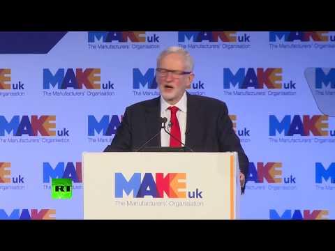 LIVE: Jeremy Corbyn makes speech following yesterday's resignations