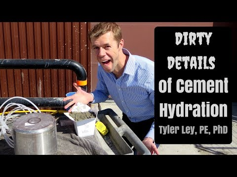 The Dirty Details of Cement Hydration