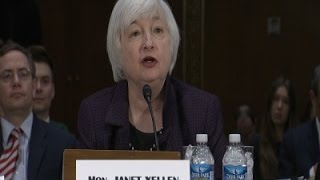 Yellen Says Fed Still 'patient' on Raising Rates