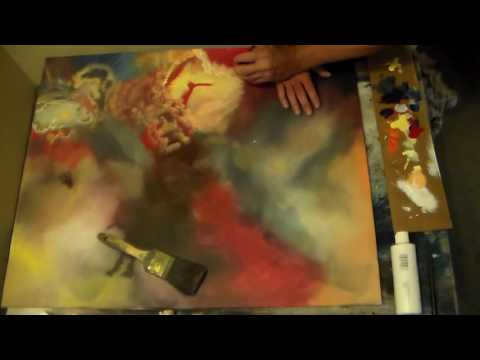 3 Hour Art  Time Lapse Compilation with Music-Acrylics-Spray Paint Art