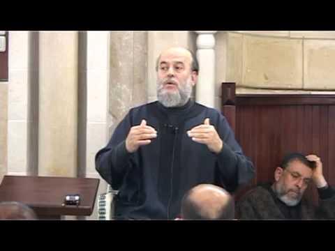 تفسير انك بالواد المقدس طوى | الشيخ بسام جرار