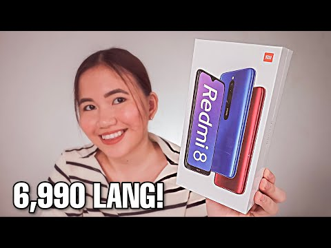 REDMI 8 UNBOXING & REVIEW | IS THIS YOUR NEXT BUDGET PHONE?