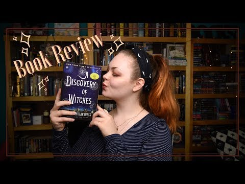 A Discovery of Witches by Deborah Harkness // Book Review