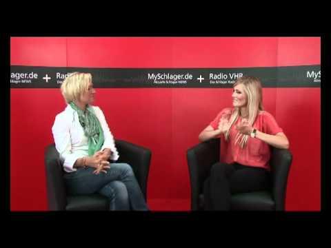 Sissi (Bachelor) im Interview bei Schlager TV