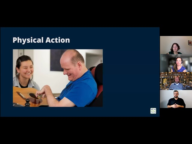 MHDD Webinar: Universal Design in Mental Health for Individuals with Developmental Disabilities