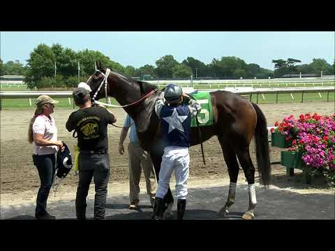 video thumbnail for MONMOUTH PARK 7-12-19 RACE 1