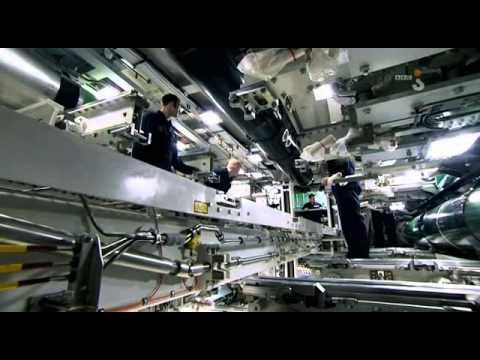 Cuda inżynierii How to Build a Nuclear Submarine 1/3