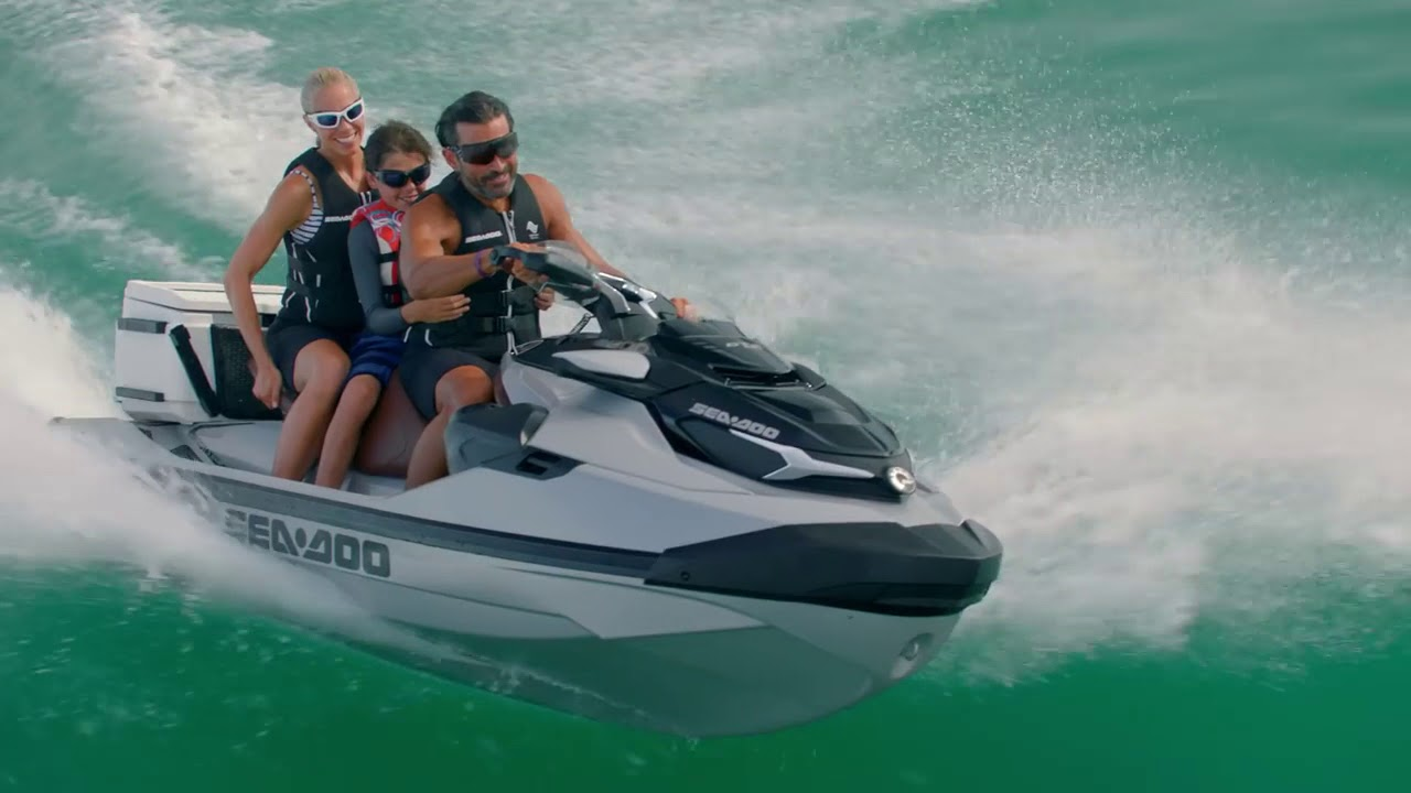 Seadoo Personal Watercraft (pwc) – Hunts Marine