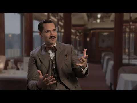 "Murder on the Orient Express || Manuel Garcia-Ruffo - ""Marquez"" Soundbite || #SocialNews.XYZ"