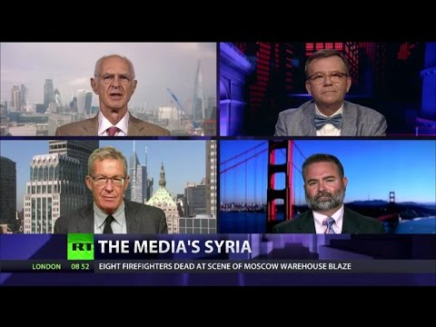 Western Media Manipulation of Syria State